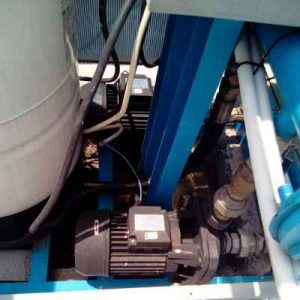 service pompa air shimizu