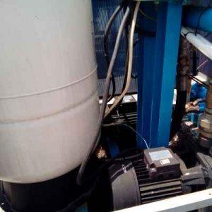 Gambar Instalasi Pompa Air