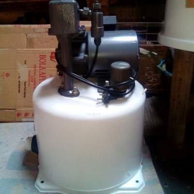 Kualitas service pompa air