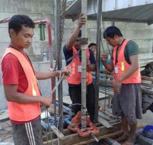 Sumur Bor Jakarta Teknisi