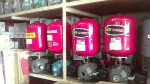 Tukang Pompa Air Taman Sari